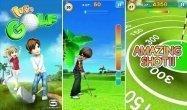3Dの美しいコースでプレイする「LINE レッツ!ゴルフ」、アバターのカスタマイズや友だちとの対戦も