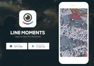 LINE、動画編集アプリ「LINE MOMENTS」をリリース ループやスロー、リバース機能や多彩なフィルタなど搭載