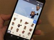 Android版LINEでもスタンプの連打が可能に、画面表示が変更