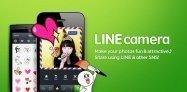 LINE公式カメラアプリ「LINE camera」がGoogle Playに登場、人気キャラでデコった写真を手軽に共有できる