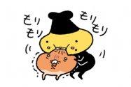 【LINE無料スタンプ】『テンプラニンジャ&サムライ パンと一緒』が登場、配布期間は6月27日まで