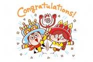 【LINE無料スタンプ】『ピクサー タワー 1周年記念スタンプ』が登場、配布期間は9月7日まで