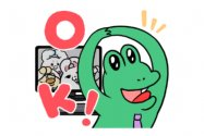 【LINE無料スタンプ】『LINEミーティング×モフ缶の仲間たち』が登場、配布期間は12月16日まで