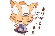 【LINE無料スタンプ】『百鬼異聞録~妖怪カードバトル〜 公開記念』が登場、配布期間は12月24日まで