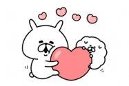 【LINE無料スタンプ】『ゆるうさぎ × LINEチラシ』が登場、配布期間は3月24日まで