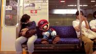 マリオが東京中をBダッシュ