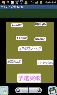 アプリ「マインドメモ」情報を関連づけてまとめるのに便利なメモアプリ #Android