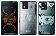 NERV特別仕様スマートフォン「SH-06D NERV」、事前予約は6月16日から 6月29日発売予定
