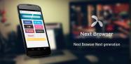 「Next Browser」GOランチャー開発チームによる、いいとこ取りの高機能ブラウザ #Android