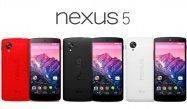 イーモバイル、「Nexus 5」の32GBモデルとブライトレッドを追加発売