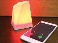 スマホの各種通知を色や灯り方で伝えるインテリア照明「NOTTI」が日本上陸