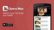通信量節約アプリ「Opera Max」、YouTubeやNetflixのHTTPS動画データ圧縮にも対応 50%以上の節約が可能