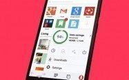 Opera Miniブラウザ、Android版で大幅にリニューアル