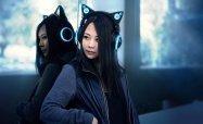 猫耳スピーカー搭載ヘッドフォン「Axent Wear」が出資募集を開始