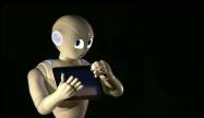 みずほ銀、ロボット「Pepper」で接客 銀行として世界初