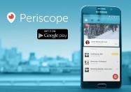 Twitter、ライブ動画配信「Periscope」のAndroidアプリをリリース