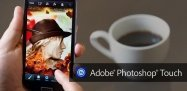 Adobe、スマホ向け画像編集アプリ「Photoshop Touch for phone」をリリース #Android #iPhone