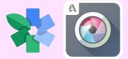 オシャレな画像に、写真編集・加工アプリ比較「Snapseed」vs「Autodesk Pixlr」