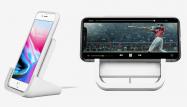 Appleとロジクールの共同開発、iPhone向けワイヤレス充電スタンドが発売