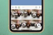 LINEで写真・画像を送信する方法 3つの送り方