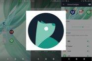 動作の軽さが特徴的、無料ながら高機能なホームアプリ「Evie Launcher」