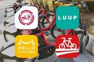 シェアサイクルサービス おすすめ鉄板まとめ【iPhone/Android】