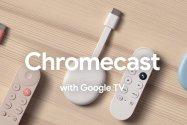 グーグル、「Chromecast with Google TV」を発表 リモコン付きで4K・HDRに対応