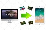 MacからiPhoneに写真・動画を移す方法【macOS Catalina】