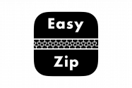 iPhoneでZIPファイルを解凍(確認)・圧縮する方法、パスワードのかけ方も