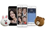【LINE】グループでビデオ通話を使う方法、一度に4人まで顔を映して話せる