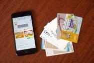 LINE「マイカード」の使い方、スマホにポイントカードを格納 SHOPPING GOの利用も
