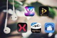 【iPhone】おすすめ音楽プレイヤーアプリ 5選