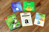 プリペイドカードおすすめ5選──プレゼントやお年玉に最適