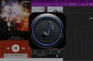 音楽から動画・ポッドキャストまで対応した音楽プレイヤーアプリ「Rocket Player」