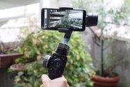 iPhoneで使える電動スタビライザー「Zhiyun Smooth 4」をレビュー、映画のような動画撮影も