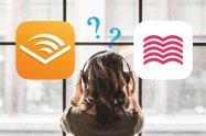 オーディオブック比較「Amazon Audible」と「audiobook.jp」どっちを選ぶべき?