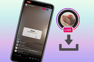 インスタライブを保存・録画する方法まとめ【iPhone/Android/PC】