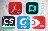 無料のPDF(閲覧・編集・作成)アプリ おすすめ鉄板まとめ【iPhone/Android】