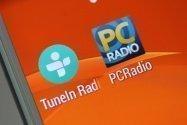 無料で聴ける、ラジオアプリ比較:TuneIn Radio vs PCRADIO(Android)