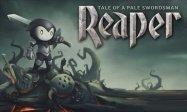 フリック操作でザクザク敵を切り刻め!荒野の謎を黒い剣士が暴くアクションRPG「Reaper」