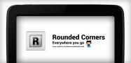 「RoundR」スマホが柔らかい印象に? どんな画面の隅(コーナー)も角を取って丸くできるアプリ #Android