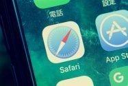 【iPhone】フリック不要、Safariでページ最上部まで高速スクロールできる基本テク