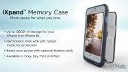 iPhoneに最大128GBの容量を外付けできるケース「iXpand Memory Case」が発売、SanDiskから