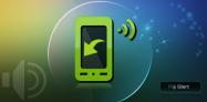 アプリ「サイレント着信」スマホをひっくり返すだけで即サイレントモード #Android