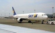 スカイマーク、無料の機内Wi-Fiを8月7日より提供開始