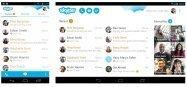 Skypeアプリが強化、既読機能の追加や同期の不具合に対応――今後のアップデートで実装予定