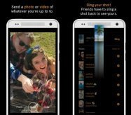 Facebook、新メッセンジャー「Slingshot」を日本でもDL可能に 自動消去スタイルの写真・動画共有アプリ