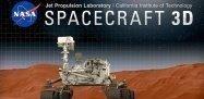 10機の宇宙探査機が目の前に出現! NASAのARアプリ「Spacecraft 3D」のすごい迫力