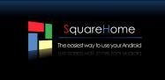 「スクエアホーム」Windows 8風のタイル調ホーム画面に仕上げるホームアプリ #Android