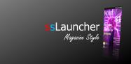 アプリ「ssLauncher」雑誌の目次のようにカスタマイズする斬新なホームアプリ #Android